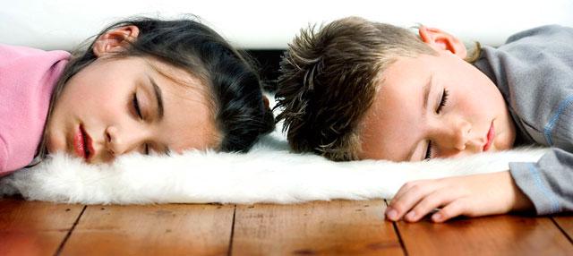 Et dårligt ægteskab rammer også børnene
